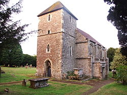 St. Mary the Virgin, Nettlestead (geograph 3599440).jpg