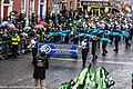 St. Patrick's Day Parade (2013) In Dublin - Bartlesville High School Marching Band, Oklahoma, USA (8565421035).jpg
