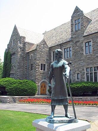 Saint Joseph's University - St. Joseph statue