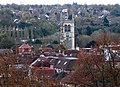 St Andrew's Church from Farnham Castle.JPG