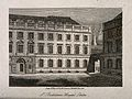 St Bartholomew's Hospital, London; a corner of the Gibbs cou Wellcome V0013009.jpg