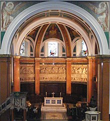 St Cuthbert's, Edinburgh, interior.jpg