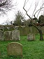 St James's church - churchyard - geograph.org.uk - 702122.jpg