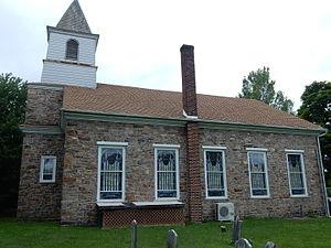 Ruscombmanor Township, Berks County, Pennsylvania - St. John's UCC in Pricetown.