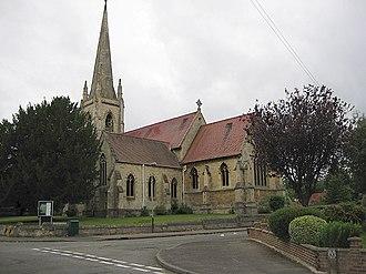 John Middleton (architect) - St Mark's Church, Cheltenham