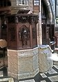St Mary Tadcaster 11 July 2018 pulpit.jpg