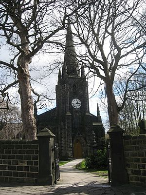 St Stephen's Church, Kirkstall - St. Stephen's Church, Kirkstall