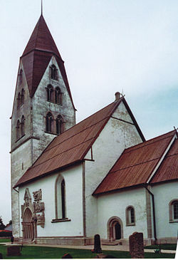 Stånga Church