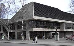 Biblioteca de la ciudad de Norrköping (1971-1992)