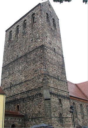 Ziesar - Town church