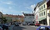 Der Stadtplatz von Rohrbach