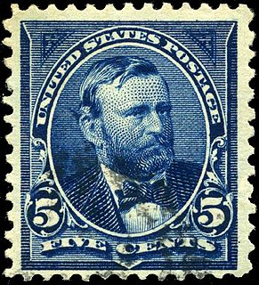 Commemoration of the American Civil War on postage stamps