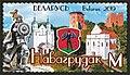 Stamp of Belarus - 2019 - Colnect 896834 - Navahrudak.jpeg