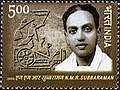 Stamp of India - 2006 - Colnect 158863 - N M R Subbaraman.jpeg