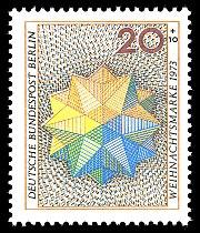 Briefmarken Jahrgang 1973 Der Deutschen Bundespost Berlin Wikiwand