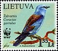 Stamps of Lithuania, 2008-31.jpg