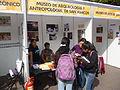 Stand en Feria de Museos 2013 MAA-UNMSM 04.JPG