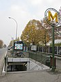 Station métro Maisons-Alfort-Stade - IMG 3659.jpg