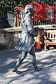 Statue Fergusson Canongate Édimbourg 2.jpg