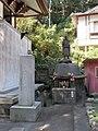 Statue of Kukai in Fukuishi Kannon.jpg