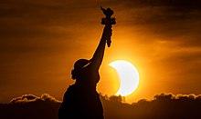 Statue of Liberty Annular Solar Eclipse (51239095574).jpg