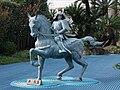 Statue of Taira no Atsumori 01.JPG