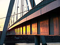 Steel architecture – cable bridge – Severin bridge.jpg