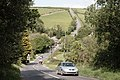 Steep hill at Langridgeford - geograph.org.uk - 456037.jpg