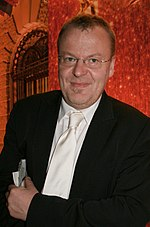 Photo of Stefan Ruzowitzky at the 2008 Romy TV Awards.