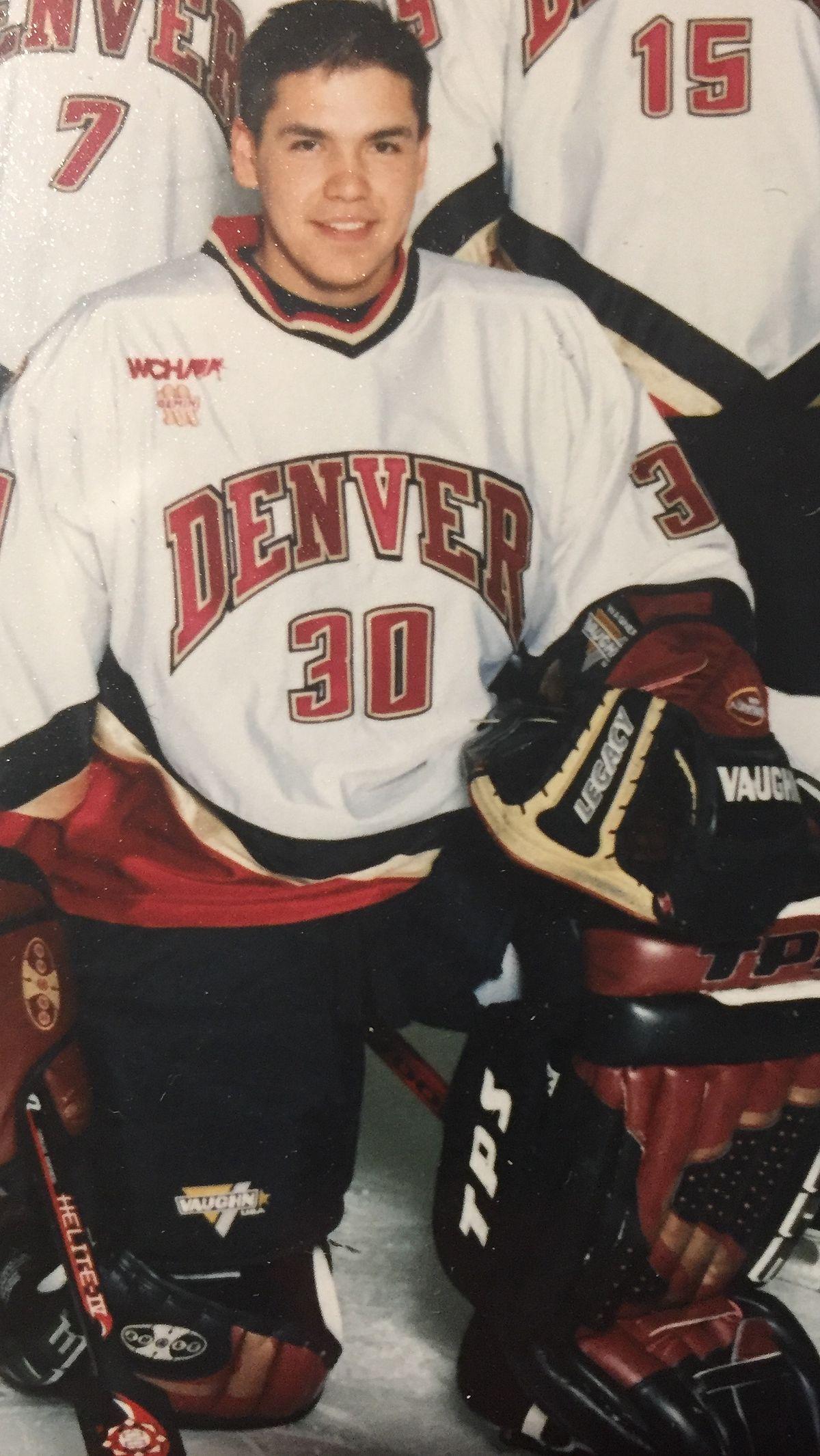 Wichita Thunder Hockey Ring