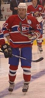 Steve Shutt ice hockey player