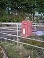 Stoke Wake, postbox No. DT11 155 - geograph.org.uk - 1133674.jpg