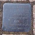 Stolperstein Dahn Weißenburgerstraße 2 Helene Rosenstiel.jpg