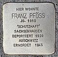 Stolperstein für Franz Pföss (Hallein).jpg