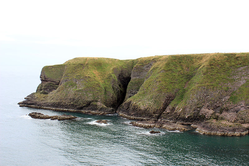 File:Stonehaven Coastline 6.JPG