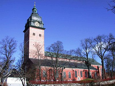 Domkyrkan i Strängnäs