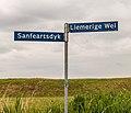 Straatnaambord op grens van Nijemirdum-Oudemirdum. 10-06-2020 (actm.) 01.jpg