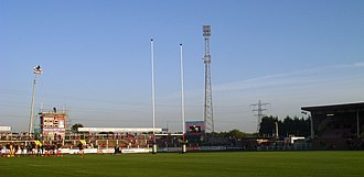 1999 Rugby World Cup - Image: Stradey Park