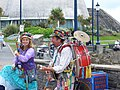 Street Entertainers, Ilfracombe - geograph.org.uk - 486906.jpg