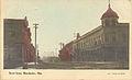 Street Scene, Blanchester, Ohio (12659996955).jpg