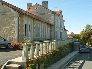 Saint-Romain, Charente Commune in Nouvelle-Aquitaine, France