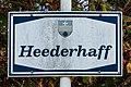 Stroosseschëld «Heederhaff», Konter-101.jpg