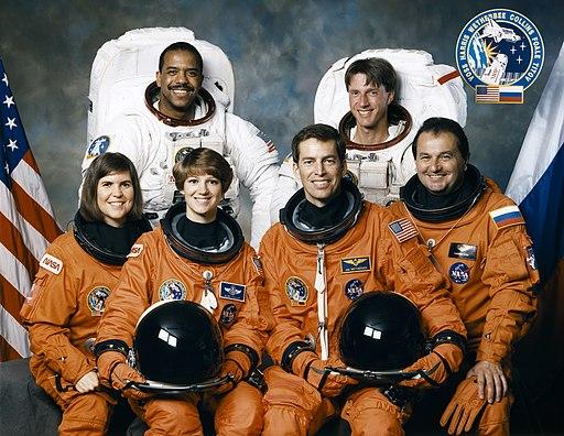 Sts-63 crew