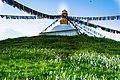 Stupa at Lagankhel.jpg