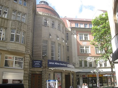 How To Get To Komodie Im Marquardt In Stuttgart By Bus Train Or
