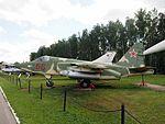 Su-25 at Central Air Force Museum Monino pic2.JPG