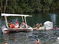 Summer carneval on the Kolpa river, Slovenija.jpg