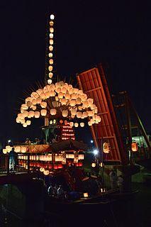 Kanie, Aichi Town in Japan