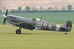Supermarine Spitfire IXc 'MH434 ZD-B' (G-ASJV) (22831790038).jpg