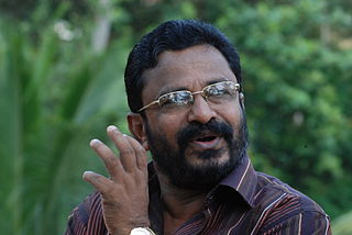 Suresh Unnithan Indian film director